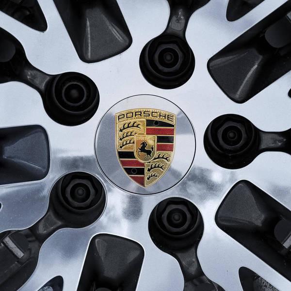 Photograph - Porsche Luxury  by Joan Carroll