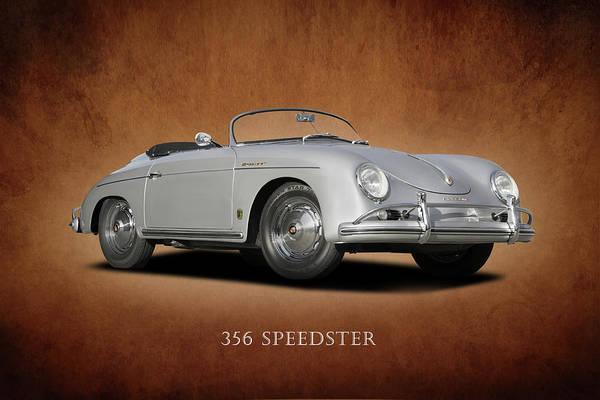 Wall Art - Photograph - Porsche Speedster by Mark Rogan