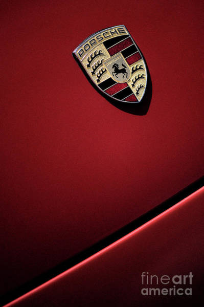 Photograph - Porsche by Tim Gainey