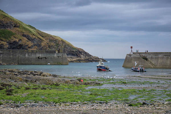 Fishing Village Photograph - Port Issac by Martin Newman