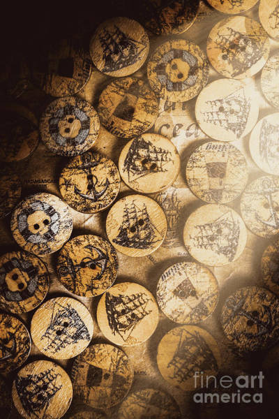 Sea Life Photograph - Port Of Corks At The Old Sail Tavern by Jorgo Photography - Wall Art Gallery