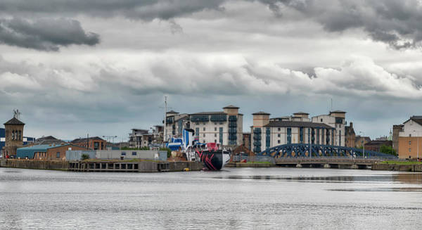 Photograph - Port Of Leith by Jeremy Lavender Photography
