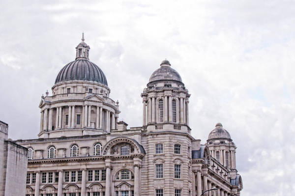 Photograph - Liverpool Building by Doc Braham