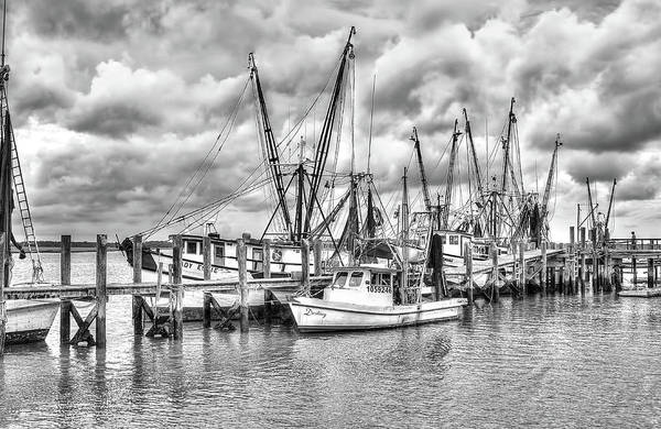 Photograph - Port Royal Docks by Scott Hansen