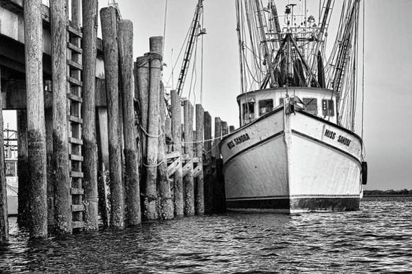 Photograph - Port Royal - Miss Sandra by Scott Hansen