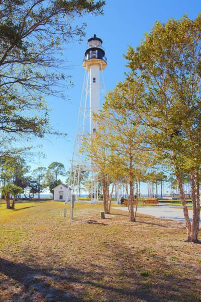 Photograph - Port Saint Joe Lighthouse by Gordon Elwell