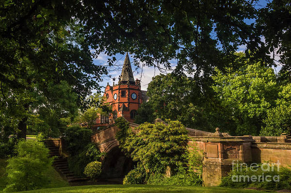 Photograph - Port Sunlight Village In Summer by Paul Warburton