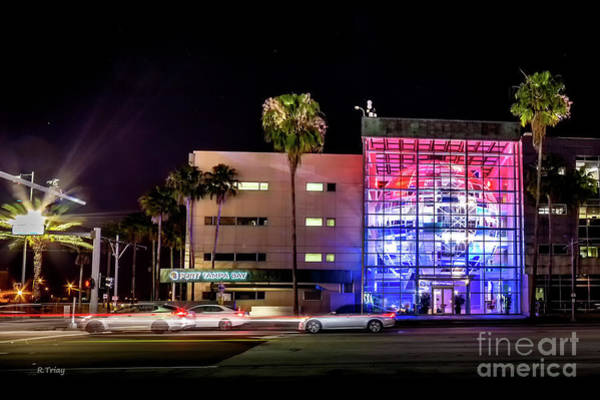 Port Of Tampa Wall Art - Photograph - Port Tampa Bay by Rene Triay Photography