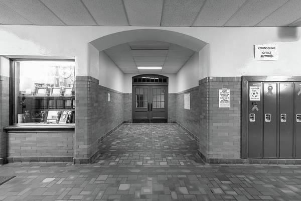 Photograph - Port Washington High School 26 by James Meyer