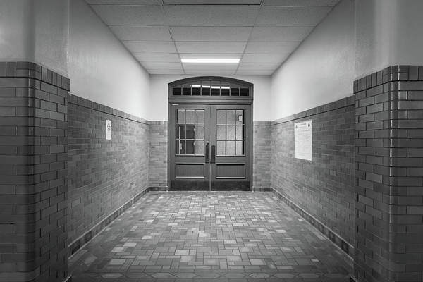 Photograph - Port Washington High School 28 by James Meyer