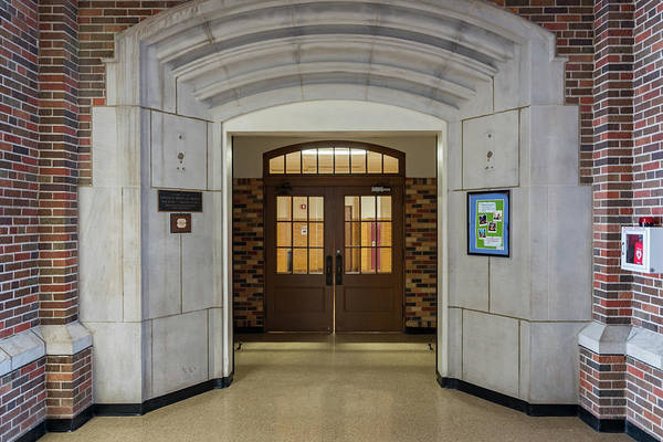 Photograph - Port Washington High School 29 by James Meyer