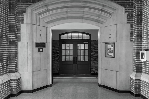 Photograph - Port Washington High School 30 by James Meyer
