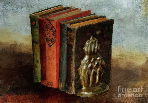Wall Art - Digital Art - Portable Magic by Lois Bryan
