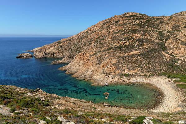 Calvi Photograph - Port'agro - Corsica by Joana Kruse