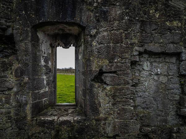 Photograph - Portal Through Irish History by James Truett