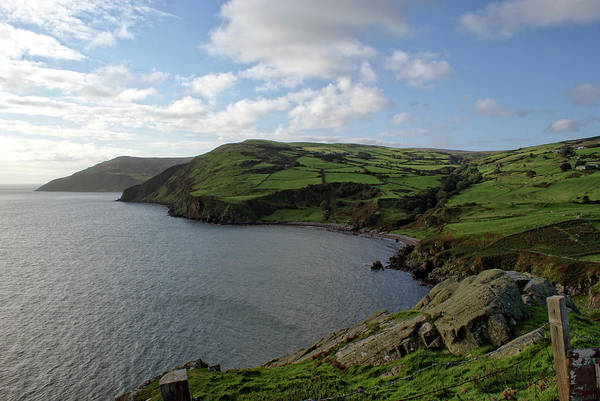Photograph - Portaleen Viewed From Torr Head. by Colin Clarke