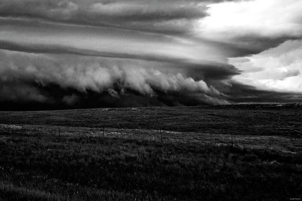 Photograph - Portent by Joseph Noonan