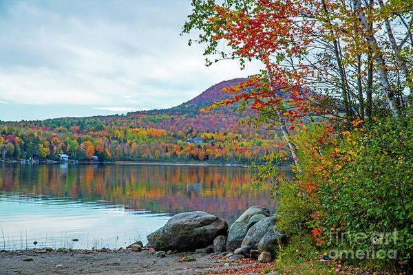 Photograph - Porter Lake Morning  by Alana Ranney