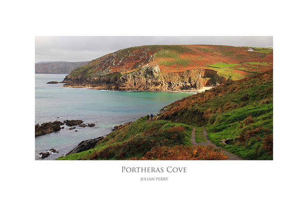 Portheras Cove Art Print