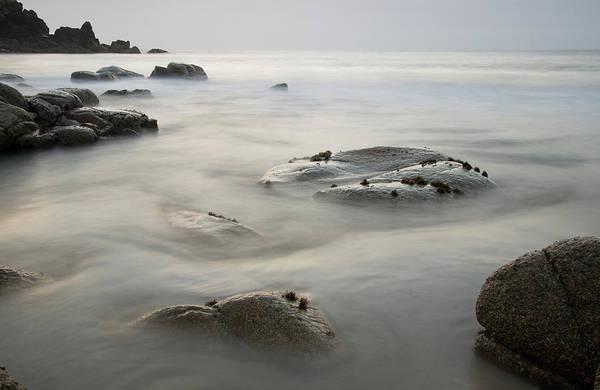 Photograph - Porthmeor Cove by Pete Hemington