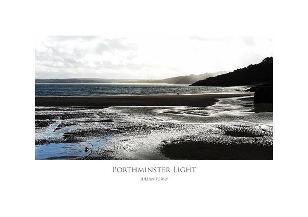 Digital Art - Porthminster Light by Julian Perry