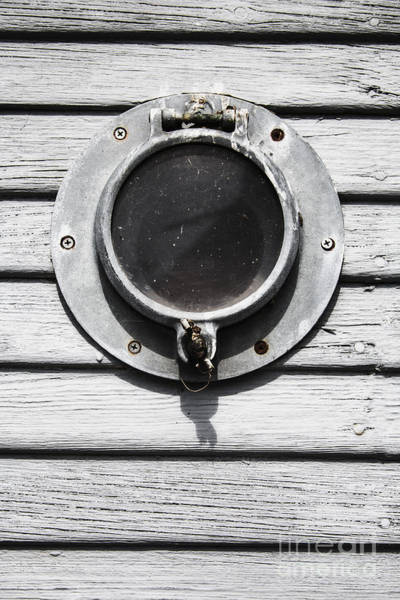 Wall Art - Photograph - Porthole by Margie Hurwich
