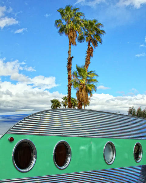 Wall Art - Photograph - Portholes To The Past Palm Springs by William Dey