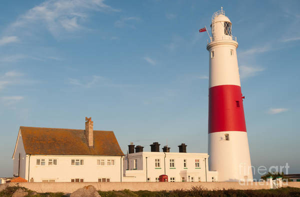 Photograph - Portland Bill Lighthouse by Colin Rayner