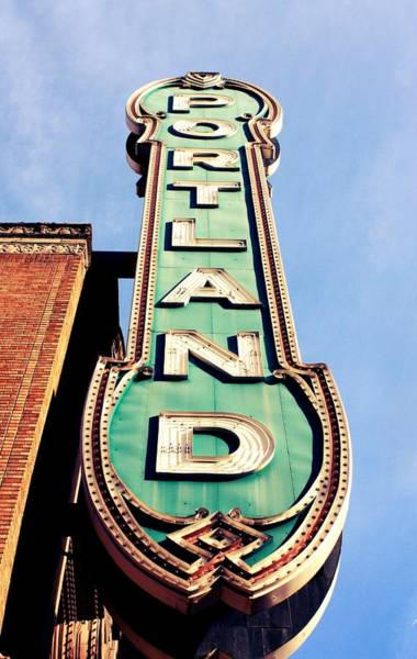 Pdx Photograph - Portland by Cathie Tyler