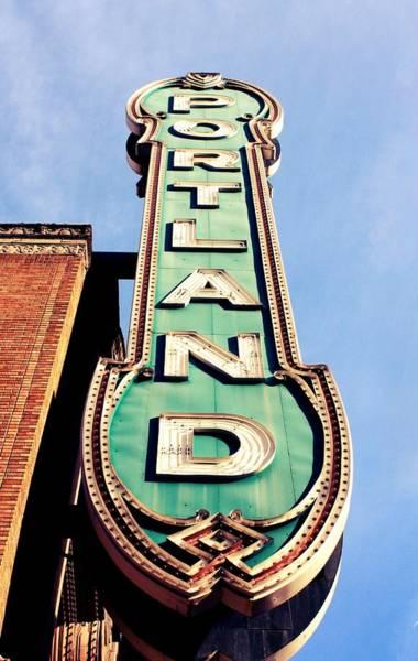 Portland Wall Art - Photograph - Portland by Cathie Tyler
