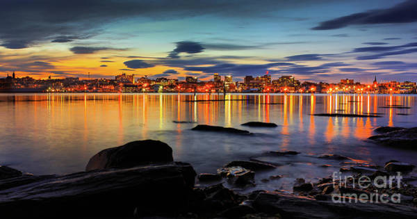 Portland Photograph - Portland Maine by Benjamin Williamson