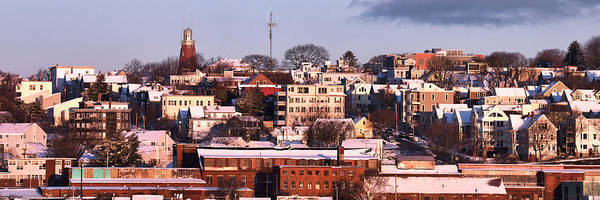 Wall Art - Photograph - Portland Munjoy Hill Panorama by Eric Gendron