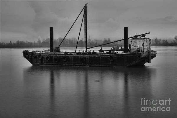 Photograph - Portland Oregon Tug Boat by Adam Jewell