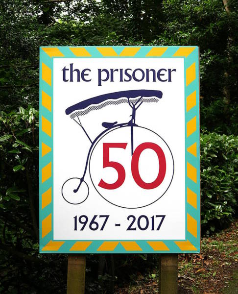Photograph - Portmeirion - 50 Years Of The Prisoner by Richard Reeve