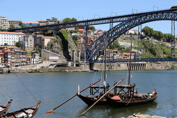 Photograph - Porto 10 by Andrew Fare