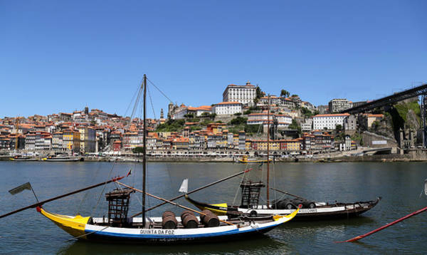 Photograph - Porto 8 by Andrew Fare