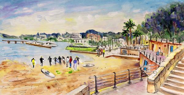 Painting - Porto Cristo 01 by Miki De Goodaboom