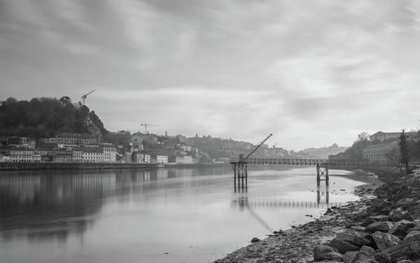 Photograph - Porto Landscape With A Sky by Bruno Rosa