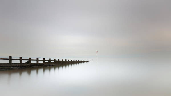 Photograph - Portobello, Edinburgh by Grant Glendinning