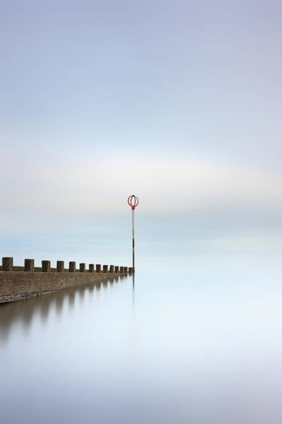 Photograph - Portobello Long Exposure by Grant Glendinning