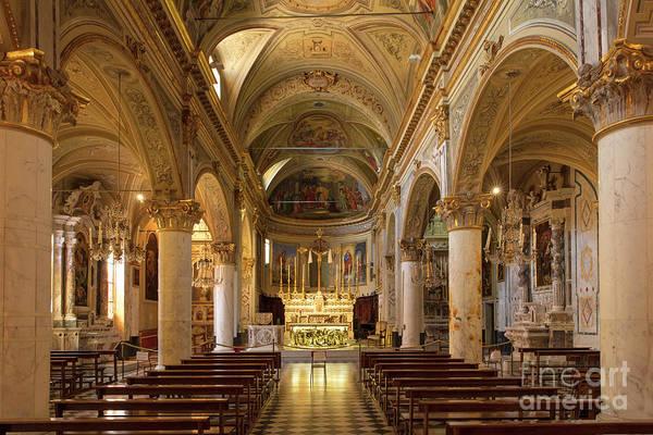 Wall Art - Photograph - Portofino Church II by Brian Jannsen