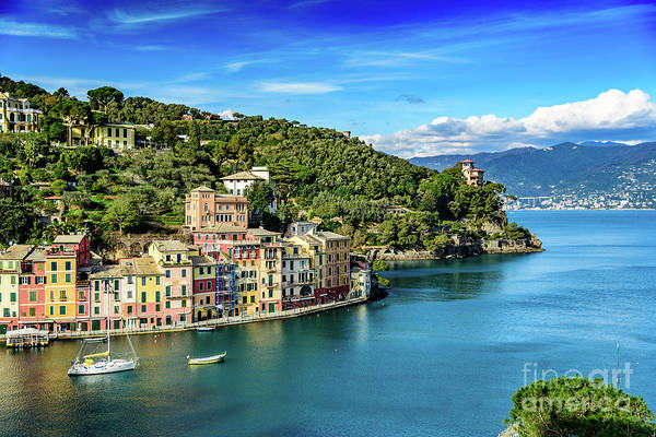Photograph - Portofino, Italy by Global Light Photography - Nicole Leffer