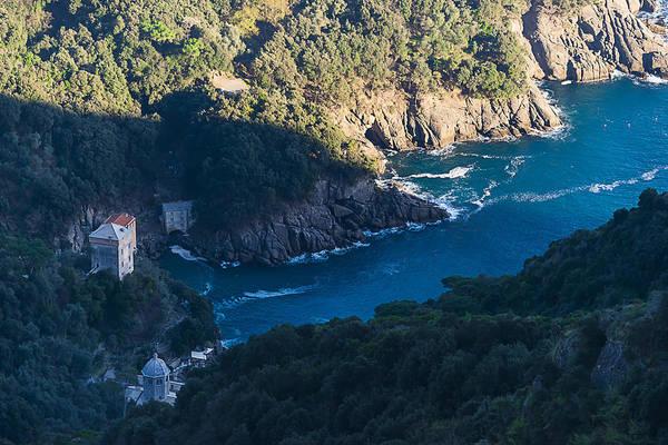 Photograph - Portofino San Fruttuoso Bay by Enrico Pelos