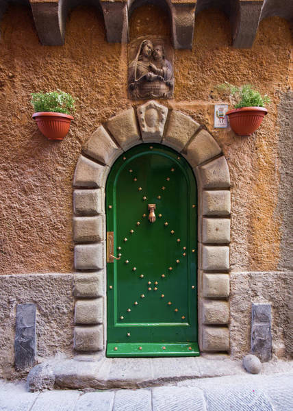 Photograph - Portovenere Door by Michael Blanchette