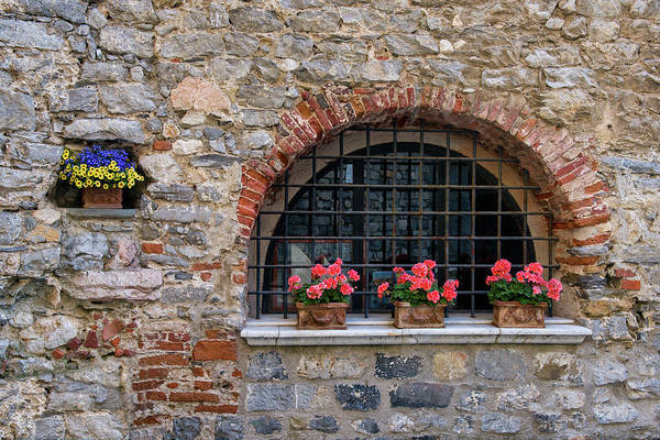Photograph - Portovenere Window by Michael Blanchette