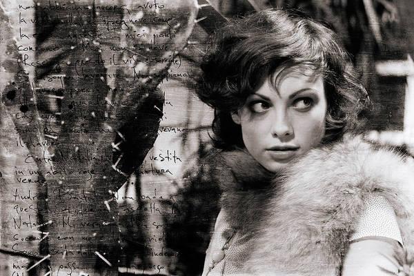 Photograph - Portrait #6450 by Andrey Godyaykin