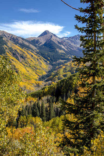 Photograph - Portrait Of Capitol Peak Valley by Teri Virbickis