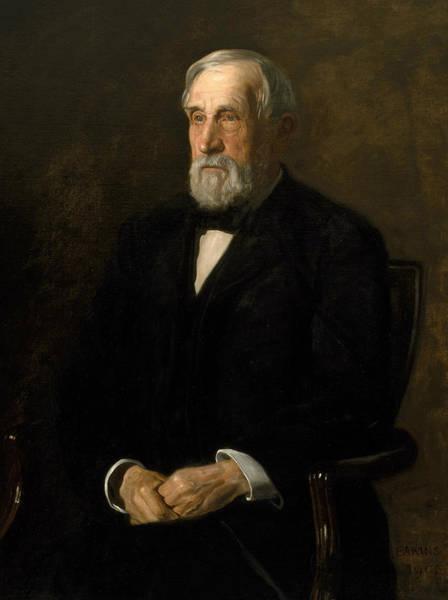 Painting - Portrait Of John B. Gest by Thomas Eakins