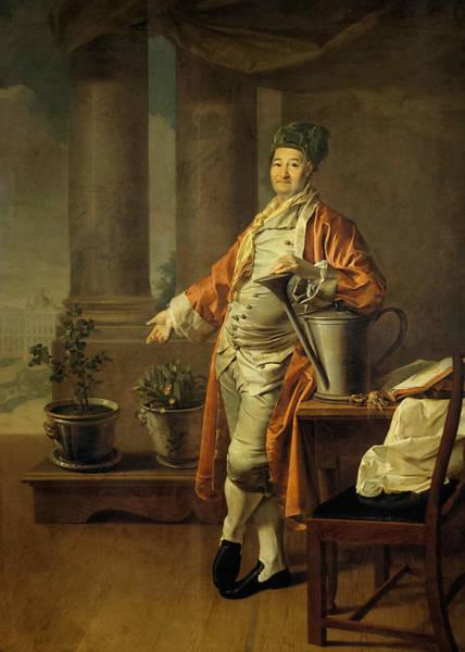 Painting - Portrait Of Procope Demidov by Dmitry Levitsky