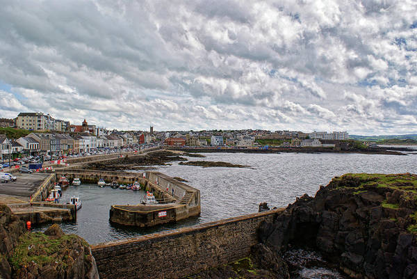 Photograph - Portstewart Harbour by Colin Clarke